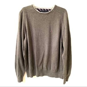 Tommy Hilfiger Long Sleeve Cotton Sweater